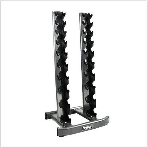 TKO Strength & Performance 10 Pair Vertical Dumbbell Rack - Fitness Trendz USA