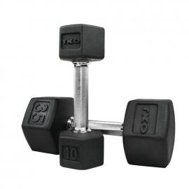 TKO Strength & Performance Tri Grip® Hex Dumbbells - Fitness Trendz USA