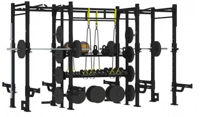 Torque Fitness 14 X 4 Storage Rack – X1 Package - Fitness Trendz USA