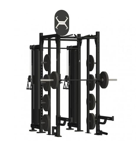 Torque Fitness 4 X 4 Storage Cable Rack - X1 Package - Fitness Trendz USA