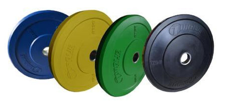 Torque Fitness Bumper Plates - Color - Fitness Trendz USA