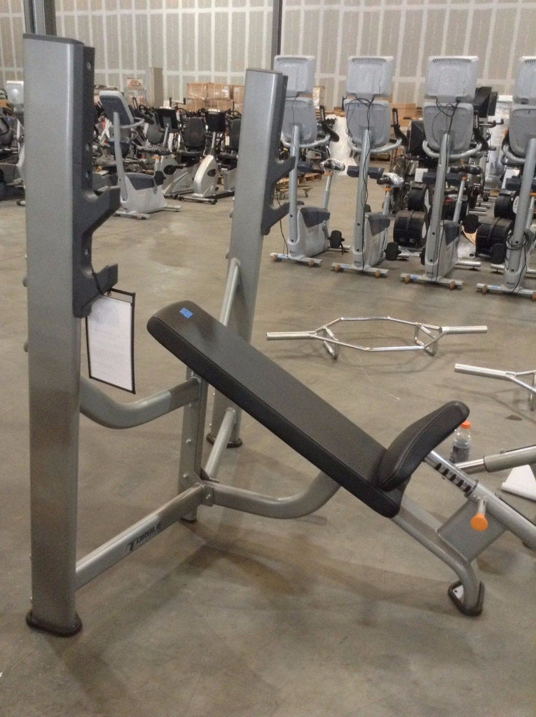 Torque Fitness M Series Olympic Incline Bench - Fitness Trendz USA