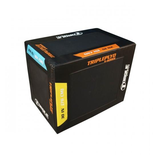 Torque Fitness Triple Plyo Box - Fitness Trendz USA