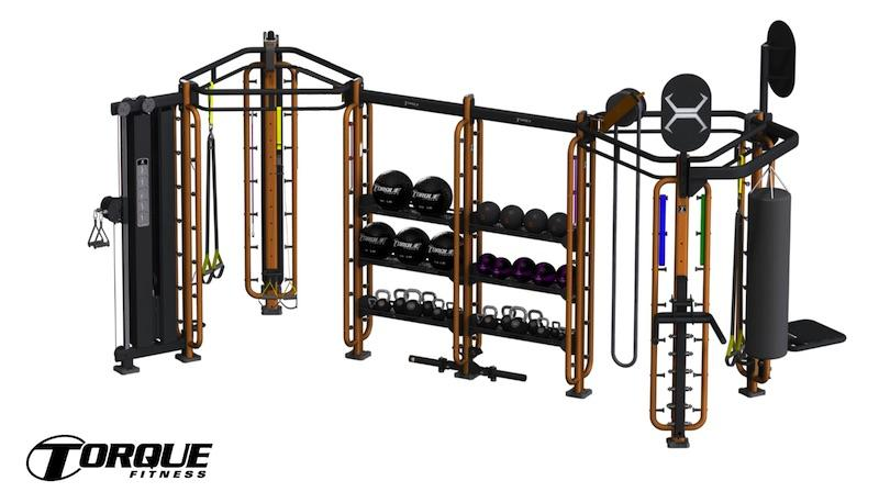 Torque Fitness X LAB Classroom Package - Fitness Trendz USA