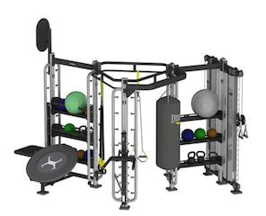 Torque Fitness X-Lab Spider 1 - X3 Package - Fitness Trendz USA