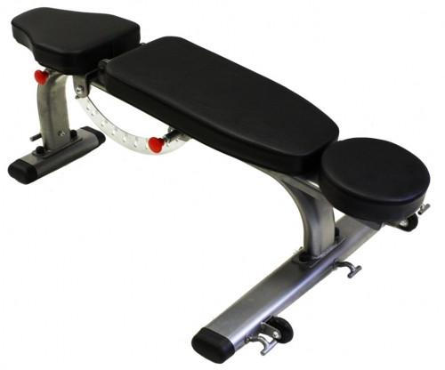 Troy Barbell & Fitness VTX USA Flat Incline Decline Bench - Fitness Trendz USA