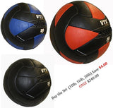 Troy Barbell & Fitness VTX USA Leather Wall Ball - Fitness Trendz USA