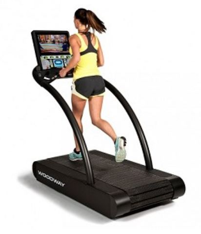 Woodway 4Front Treadmill with Embedded Touchscreen - Fitness Trendz USA