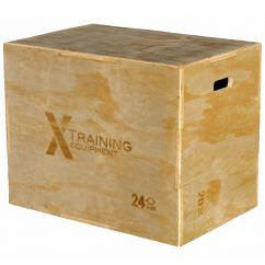 X Training Plyo Box 3-n-1 - Fitness Trendz USA