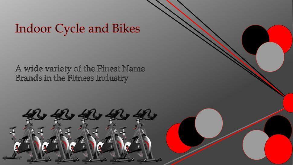 Tampa's #1 Indoor Cycle Spin Bike Supplier