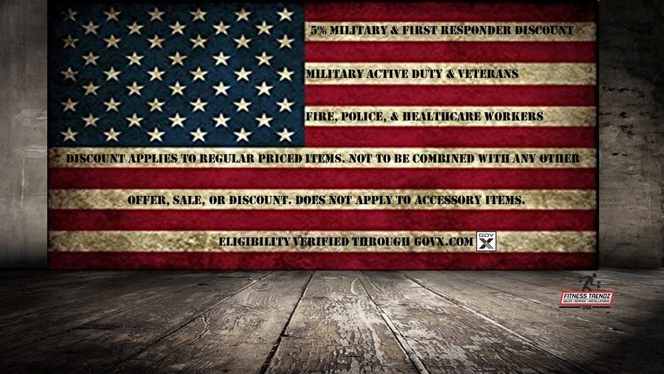 Fitness Trendz USA Supports Our Troops and Veterans