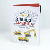 I Build America Children's Activity Book - 5 Pack