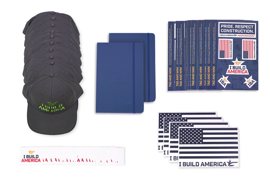 I Build America Company Involvement Kit
