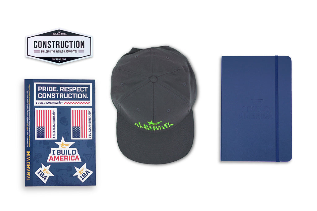 I Build America Get Started Kit