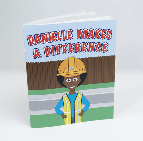 I Build America Children's Book - Danielle Makes a Difference - 5 Pack