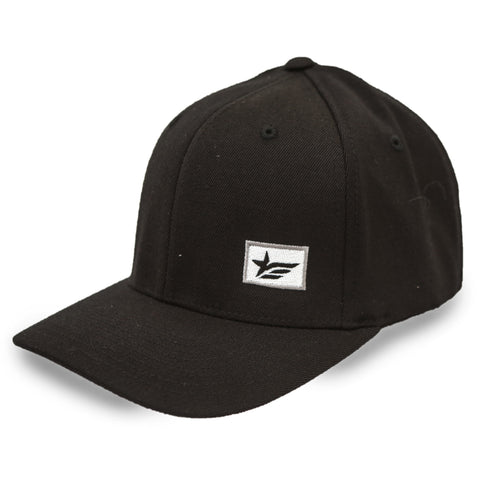 Black Flexfit I Build America Hat