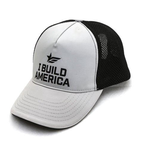 Headsweats I Build America Trucker Hat