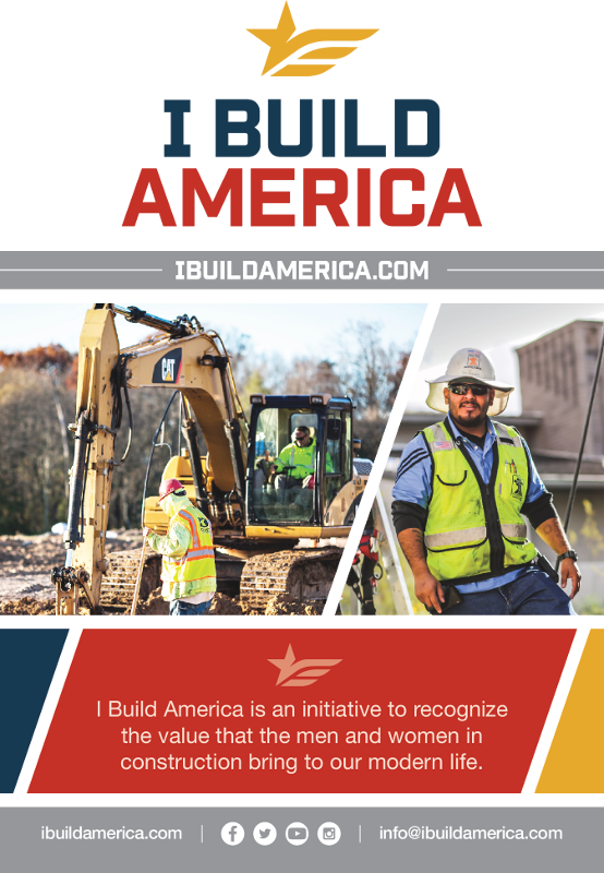 Donate to I Build America