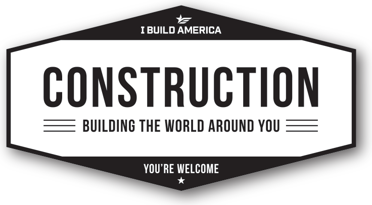 You're Welcome I Build America Decal