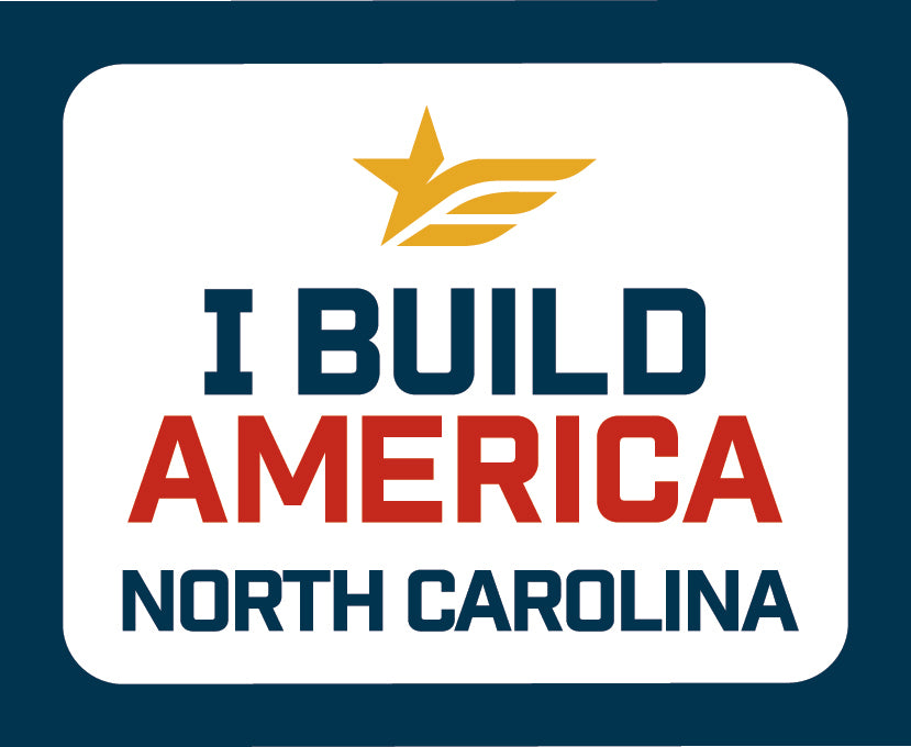 North Carolina State IBA Sticker