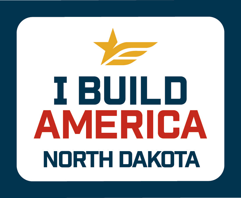 North Dakota State IBA Sticker