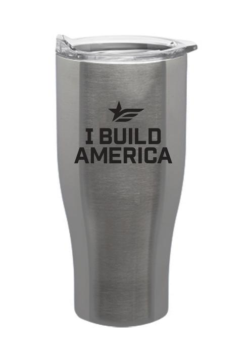 Double Wall Travel Mug - 27 oz.