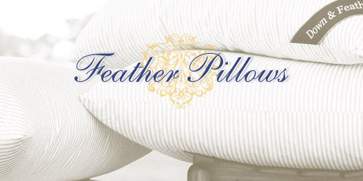 Down Amp Feather Co Goose Down Feather Pillows Comforters