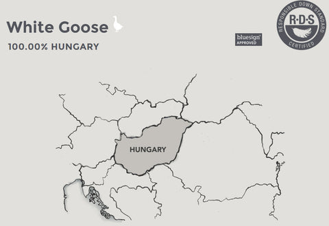what-is-down-pillow-made-hungarian-white-goose-down-map