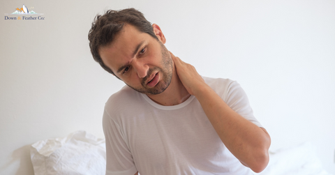 male side sleeper neck pain