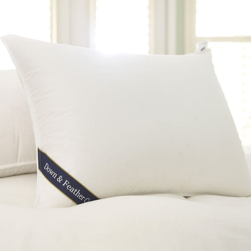 the best goose down pillows in standard, queen and king size and soft, medium, firm and extra firm