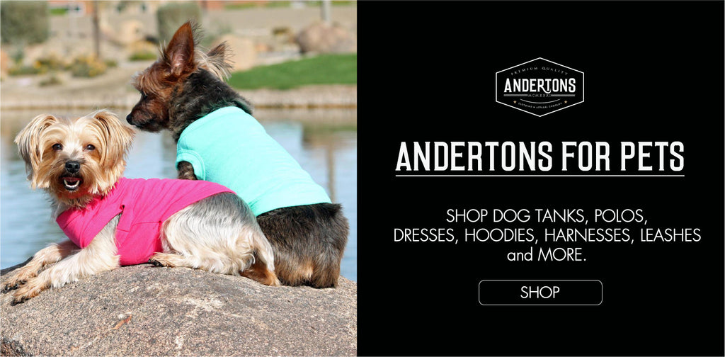 Announcing Andertons for Pets