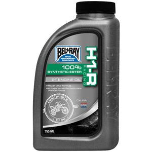 BEL RAY H1-R RACING SYNTHETIC ESTER 2T ENGINE OIL