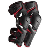 EVS EPIC KNEE/SHIN GUARD BLACK