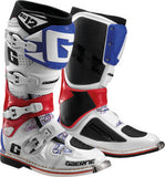 GAERNE SG-12 BOOTS RED/WHITE/BLUE
