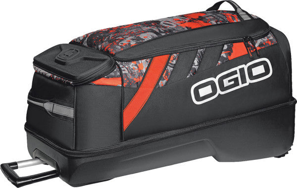 OGIO ADRENALINE WHEELED BAG ROCK N ROLL 30 X17.5 X16.5