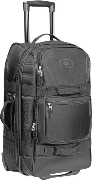 OGIO LAYOVER TRAVEL BAG STEALTH 22 X14 X10