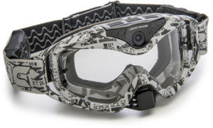 LIQUID IMAGE1080P CAMERA VIDEO GOGGLE TORQUE (WHITE)