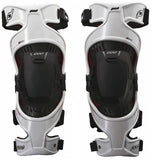 POD K300 KNEE BRACES WHITE/RED S (PAIR)