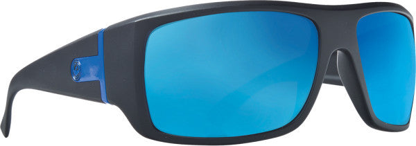 DRAGON OPTICS - VANTAGE SUNGLASSES MATTE H2O W/BLUE ION LENS