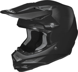 FLY F2 CARBON SOLID HELMET MATTE BLACK