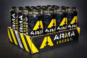 ARMA ENERGY DRINK CASE