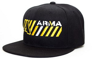 ARMA ENERGY FENCE SNAPBACK HAT