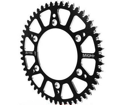 MIKA METALS REAR SPROCKET YAMAHA