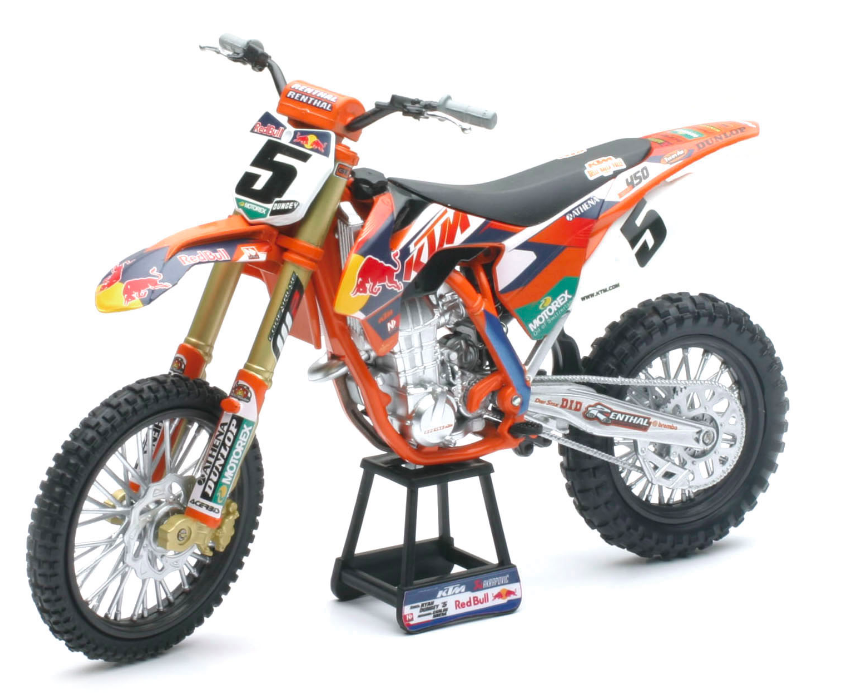 KTM 450 SX-F Ryan Dungey Model
