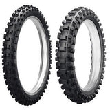DUNLOP GEOMAX MX32 FRONT & REAR TIRE BUNDLE- BIG BIKE