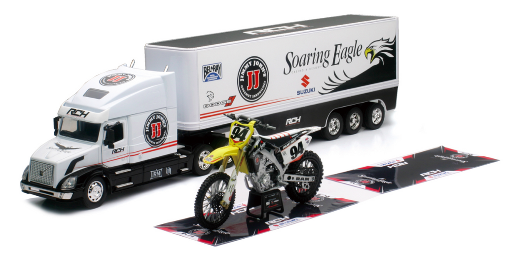 RCH Suzuki Ken Roczen Team Set