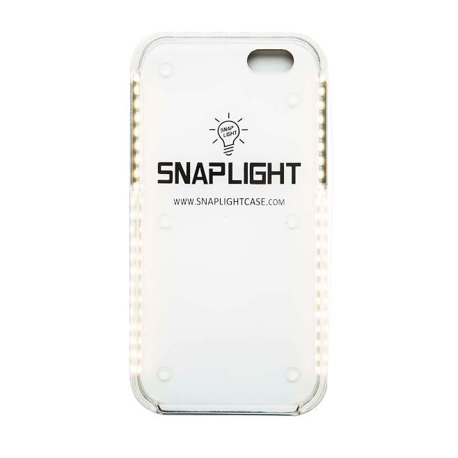 Snaplight Case + Back Up Charger for iPhone 6 Plus