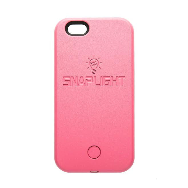 Snaplight Case + Back Up Charger for iPhone 6s