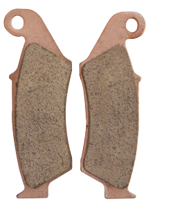MIKA METALS HONDA CR REAR BRAKE PADS