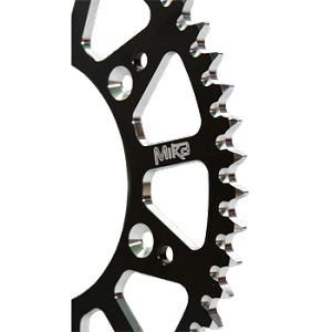 MIKA METALS REAR SPROCKET COBRA